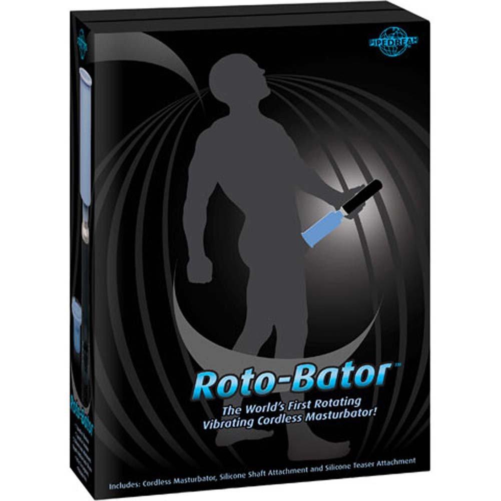 Roto Bator Vibrating Cordless Silicone Masturbator RbDV - View #4