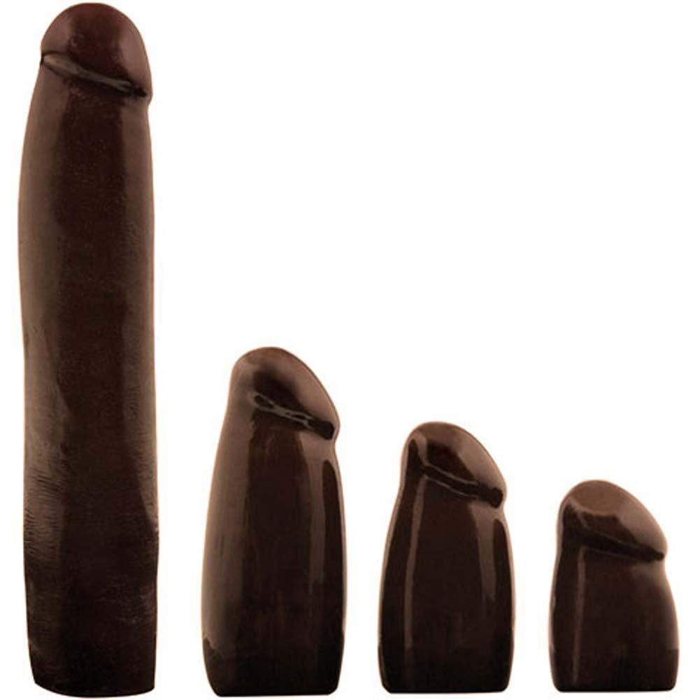 Lex Steele CyberSkin Waterproof Penis Extension Kit Black - View #2
