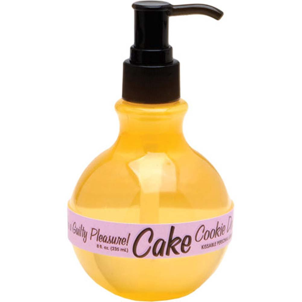 Cake Kissable Personal Lubricant Cookie Dough 8 Fl. Oz. - View #2