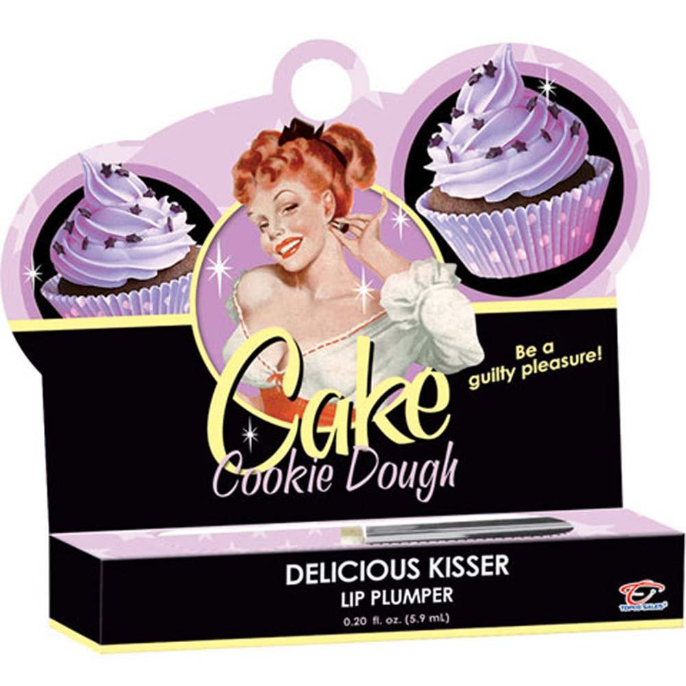 Cake Delicious Kisser Lip Plumper Cookie Dough .20 Oz. Tube - View #1