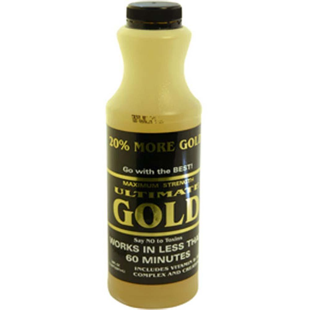 Maximum Strength Ultimate Gold Detox 20 Fl. Oz. - View #1