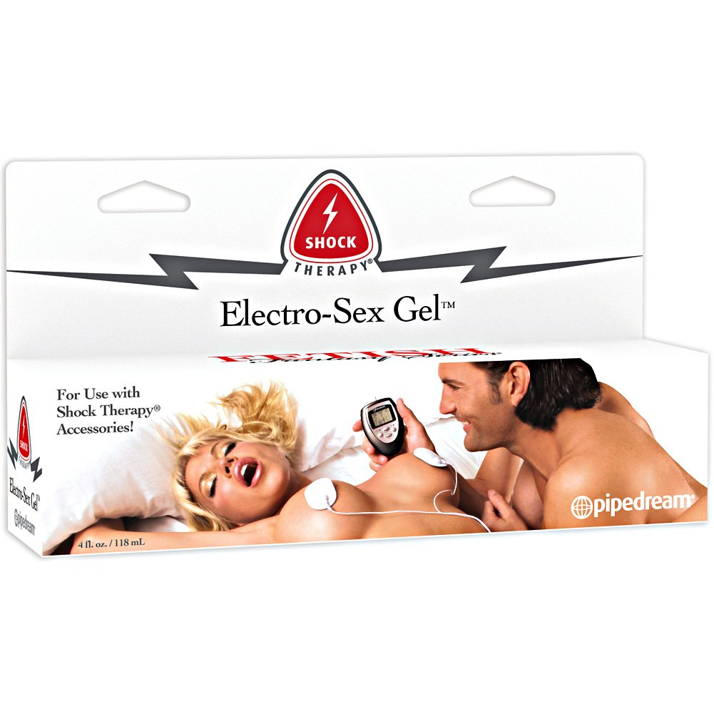 Fetish Fantasy Series Shock Therapy Electro Sex Gel 4 Fl. Oz - View #1