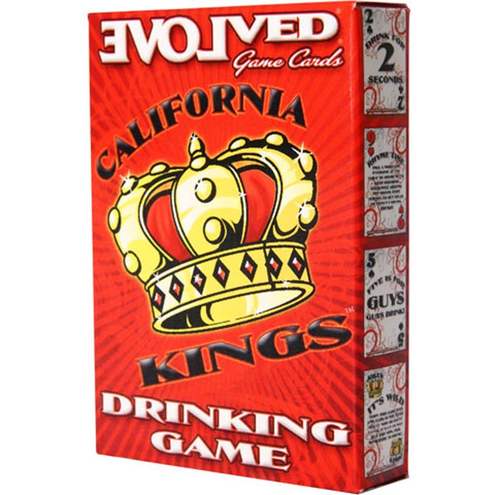 California Kings Drinking Game - View #4