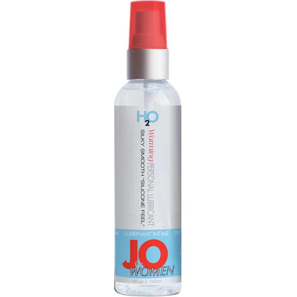 JO for Women H2O Personal Warming Lubricant 4 Fl. Oz. - View #1