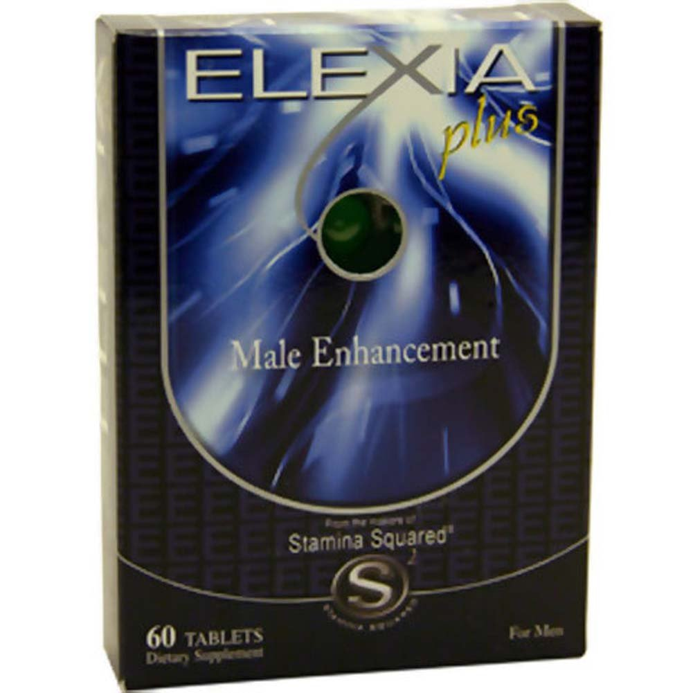 Elexia Plus Male Enhancement 60 Tablets Pack - View #1