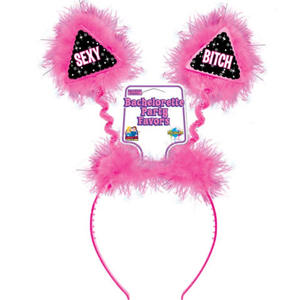 Bachelorette Party Favors Sexy Bitch Boppers - View #1