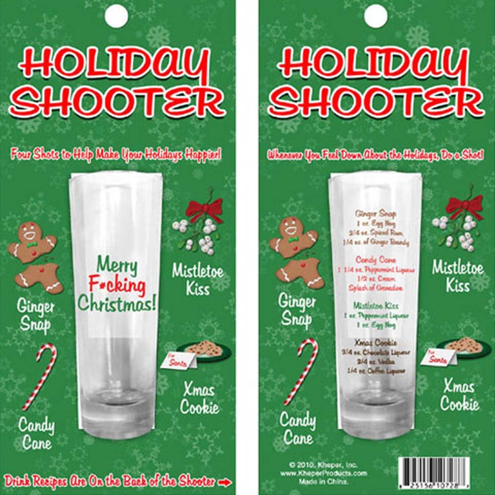 Holiday Shooter Game - View #2