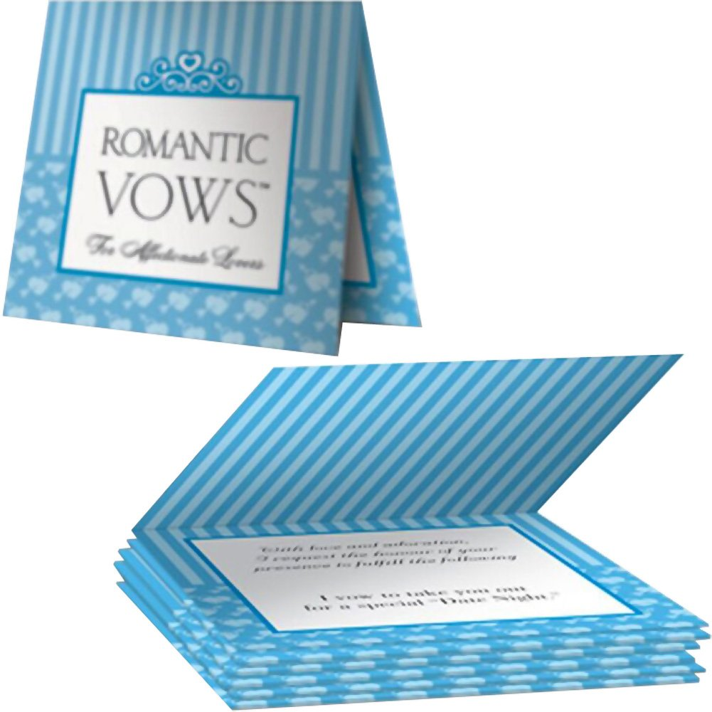 Romantic Vows For Affectionate Lovers Game - View #2