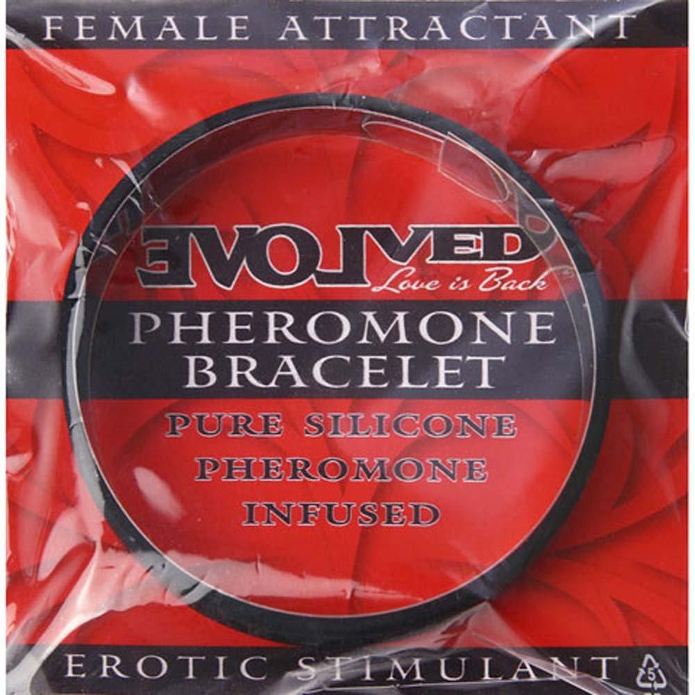 Female Attractant Pheromone Bracelet Black - View #2