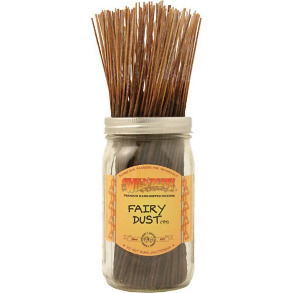 Wild Berry Incense Fairy Dust 100 Sticks Count Bundle - View #1