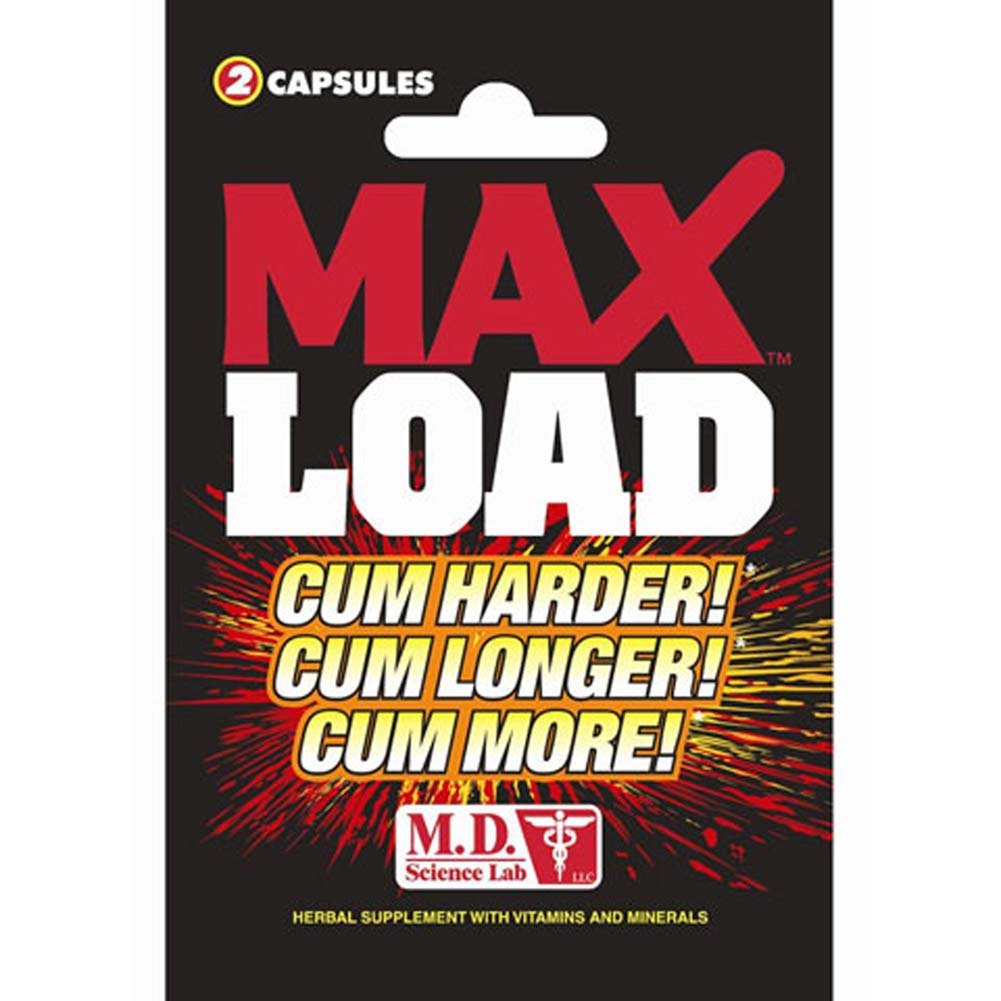 Max Load 2 Capsules 24 Pack Display - View #2
