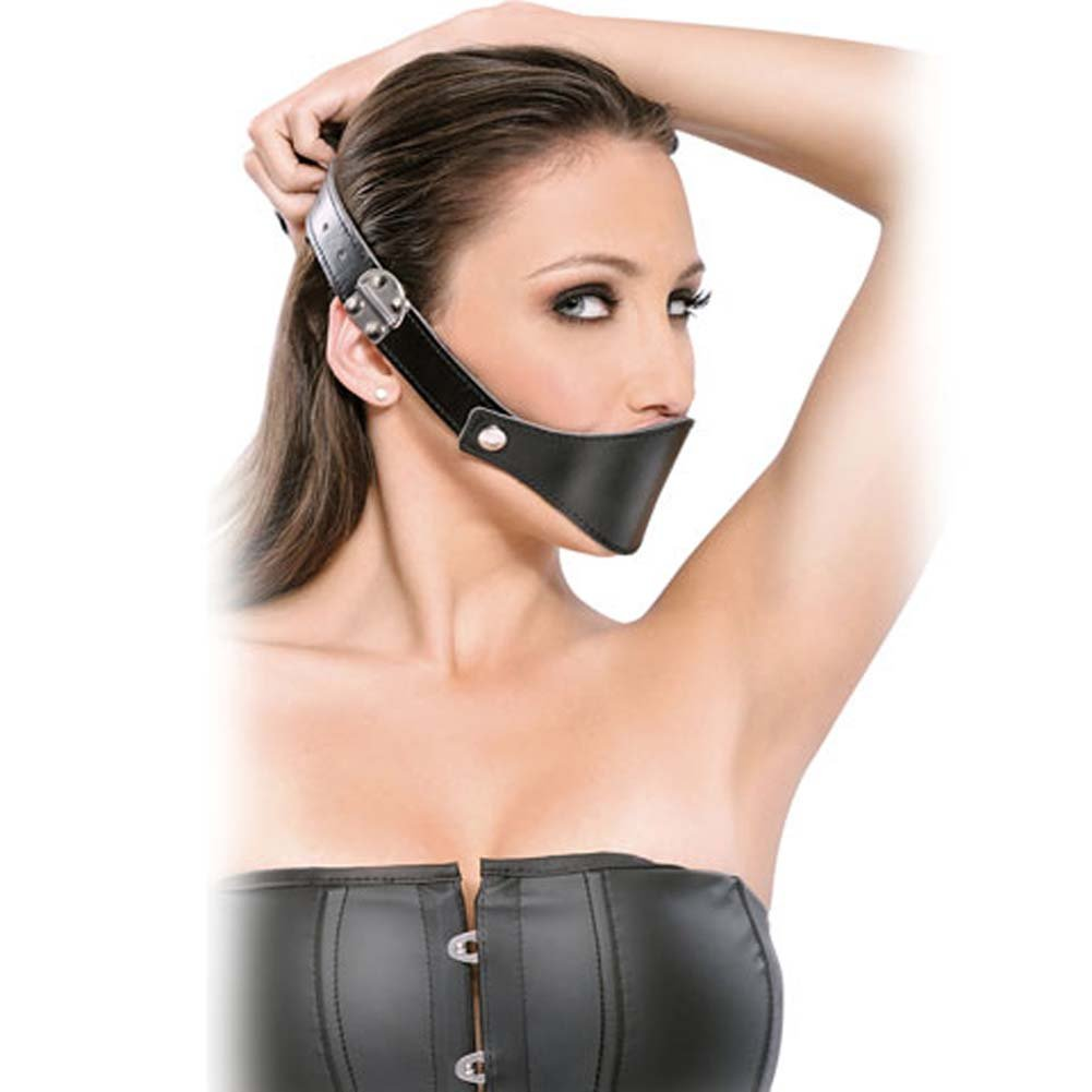 Fetish Fantasy Extreme Interchangeable Gag Black.. - View #3