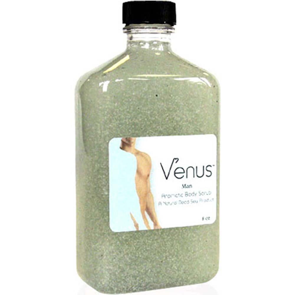Venus Aromatic Body Scrub for Man 8 Fl. Oz. - View #1