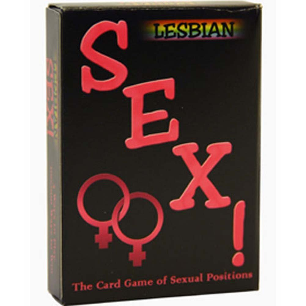 Lesbian Sex the Card Game of Sexual Positions - View #3