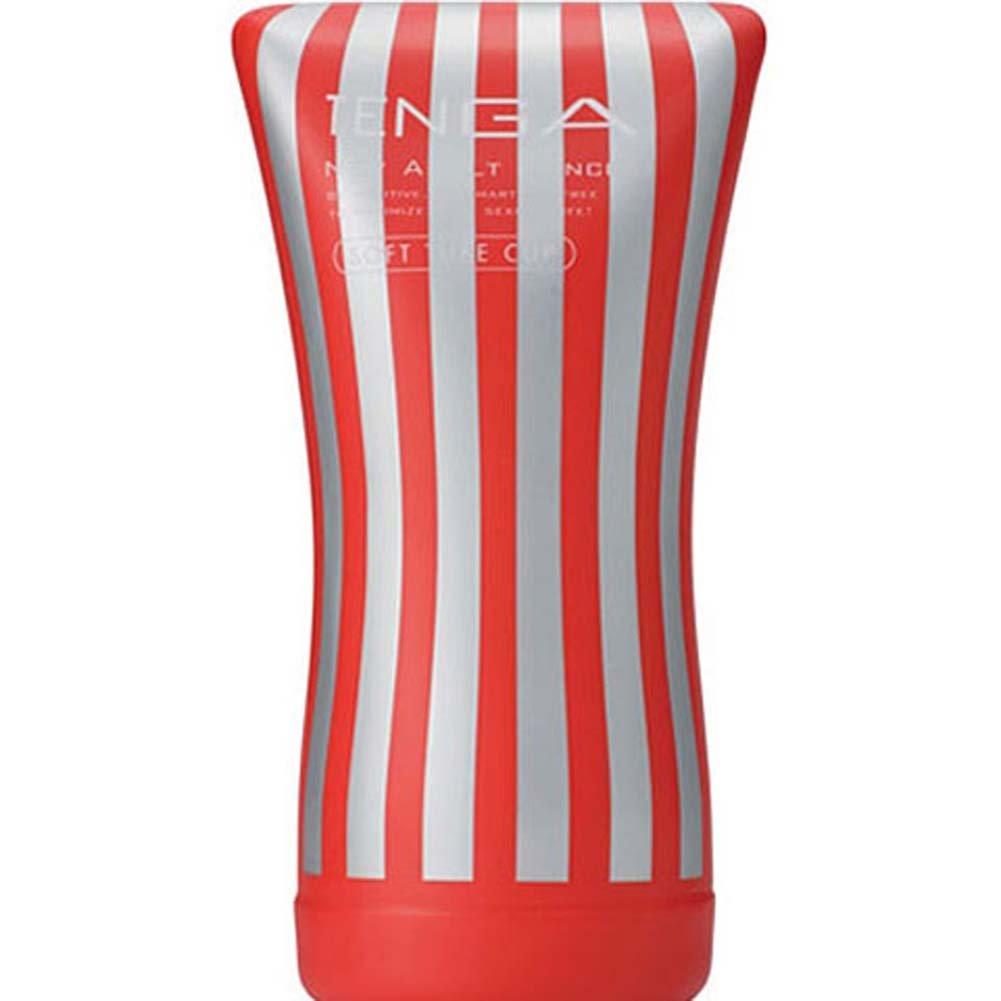 TENGA Soft Tube Cup Male Masturbator Standard - View #2