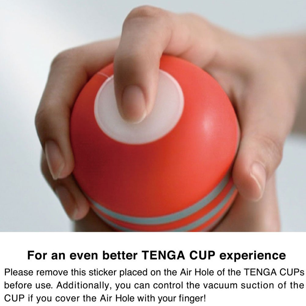 TENGA Soft Tube Cup Male Masturbator Standard - View #4