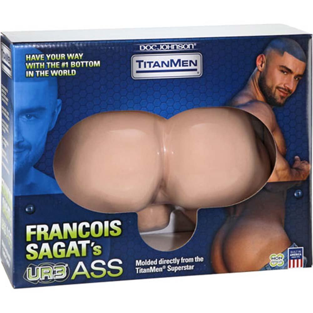 TitanMen Francois Sagat UR3 Ass Masturbator Natural - View #3