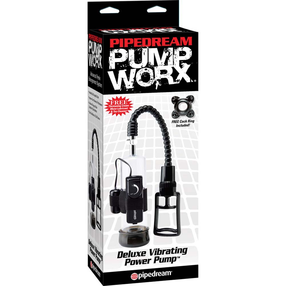 Pump Worx Deluxe Vibrating Power Pump System. - View #3