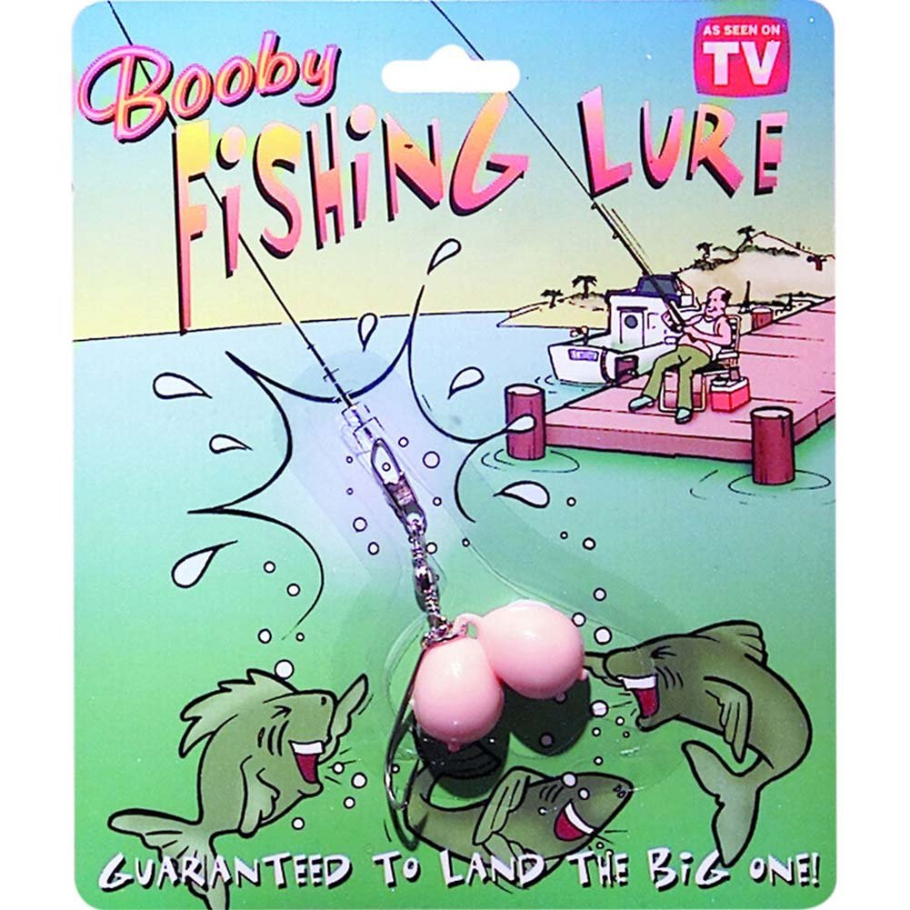 Booby Fishing Lure - View #1