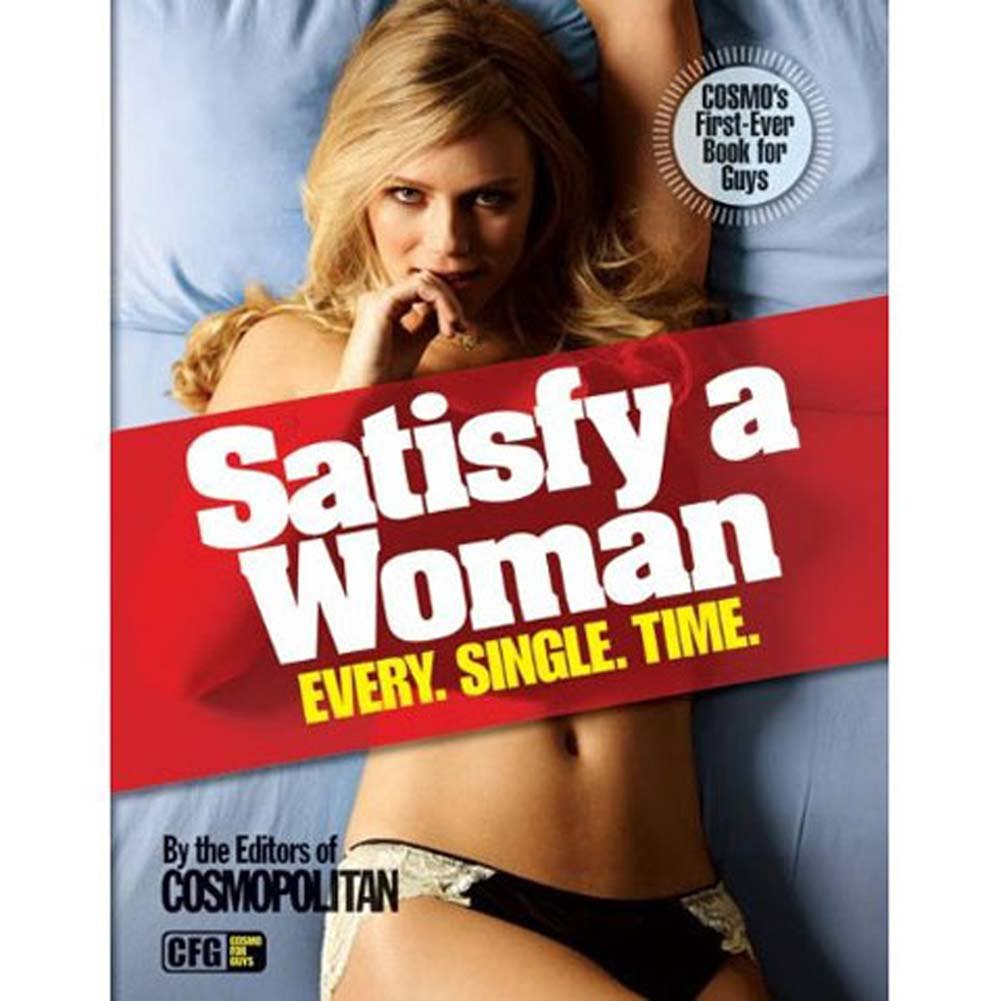Cosmopolitan Satisfy a Woman Every Single Time Book - View #1