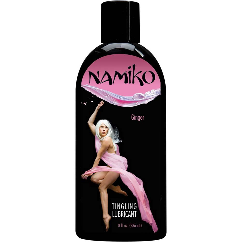 Namiko Tingling Lube Ginger 8 Fl. Oz. - View #1