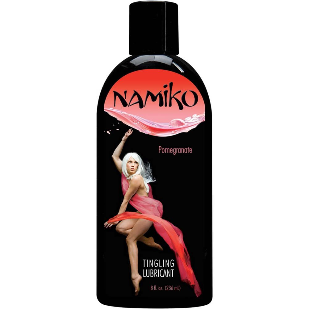 Namiko Tingling Lube Pomegranate 8 Fl. Oz. - View #1