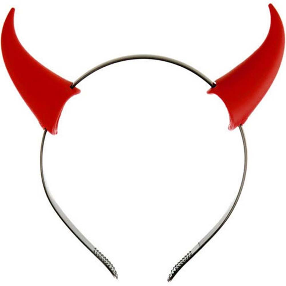 Hustler Toys Horny Devil Vibrating Headband - View #2