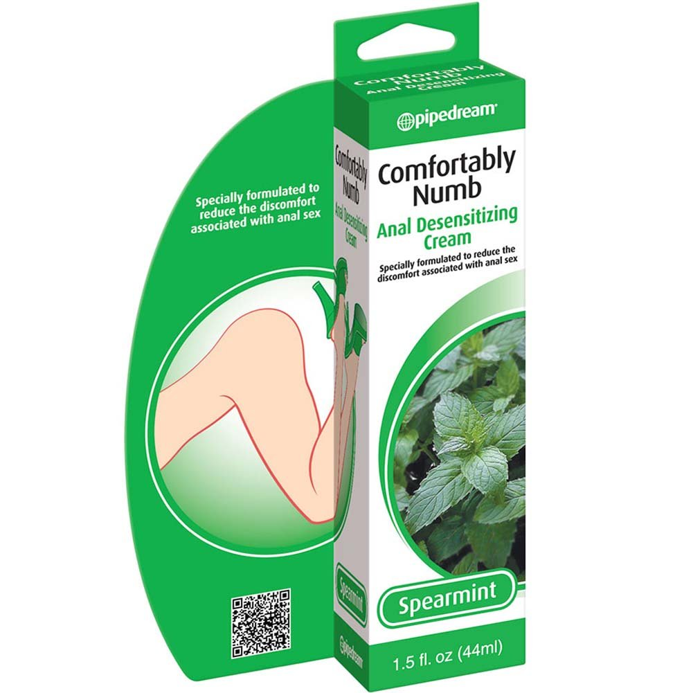 Comfortably Numb Anal Desensitizing Cream 1.5 Fl.Oz 44 mL Spearmint - View #1