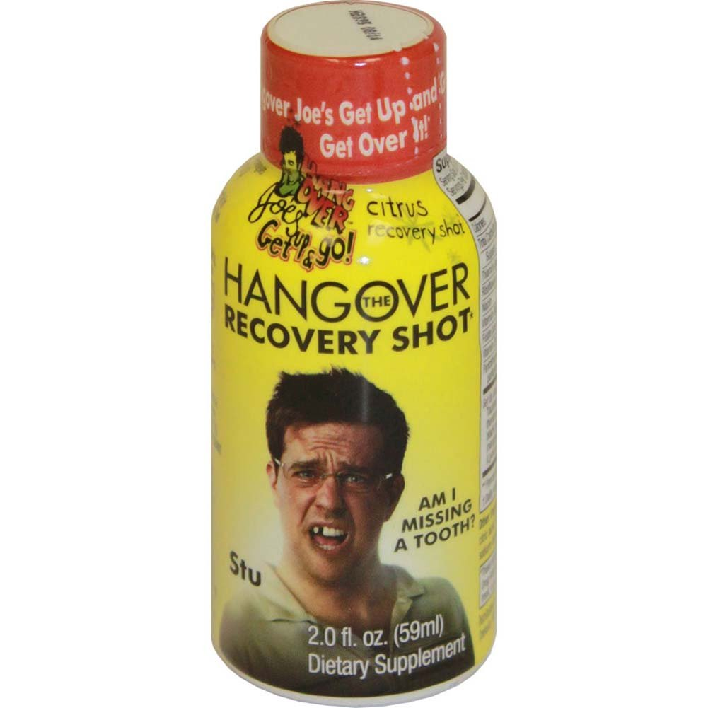 Hangover Joes Recovery Shot 2 Fl. Oz. Citrus - View #1