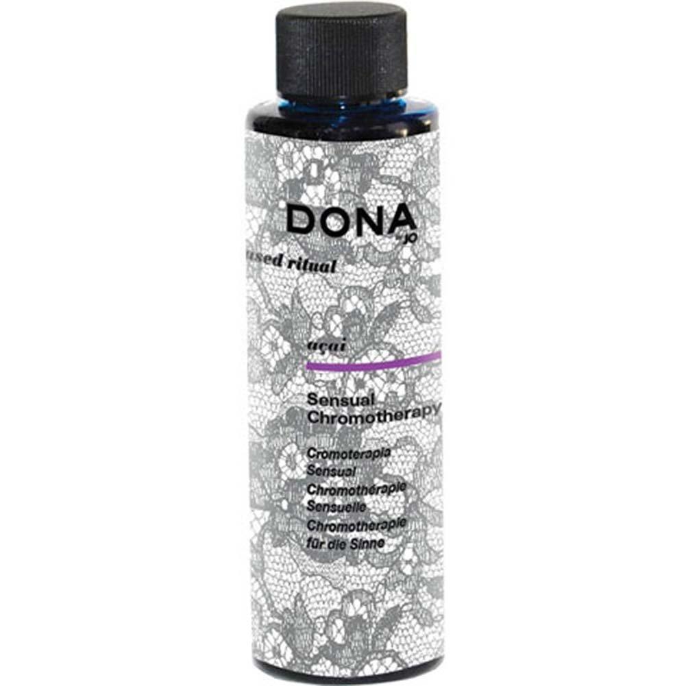 Dona Sensual Chromotherapy Bath Treatment Acai 4.25 Oz. - View #1