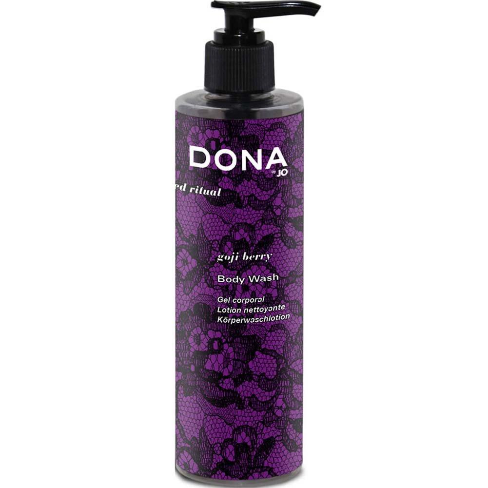 Dona Cleanse Body Wash Goji Berry 9.5 Oz. - View #1
