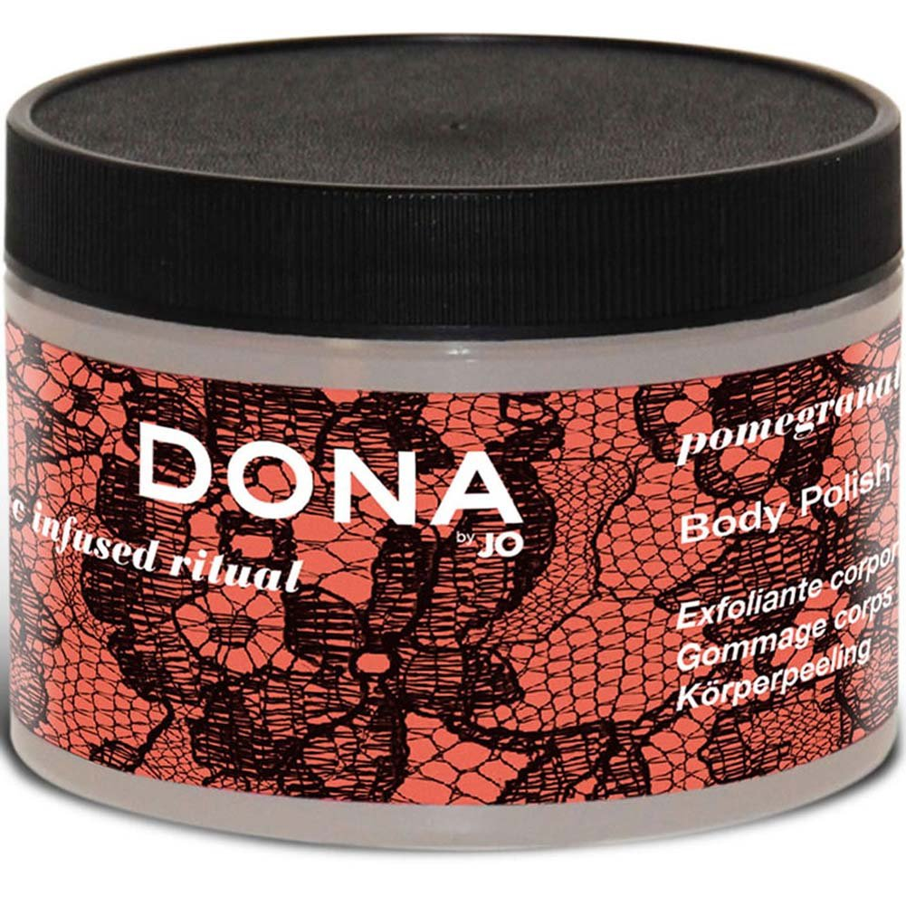 Dona Cleanse Body Polish Pomegranate 9.5 Oz. - View #1