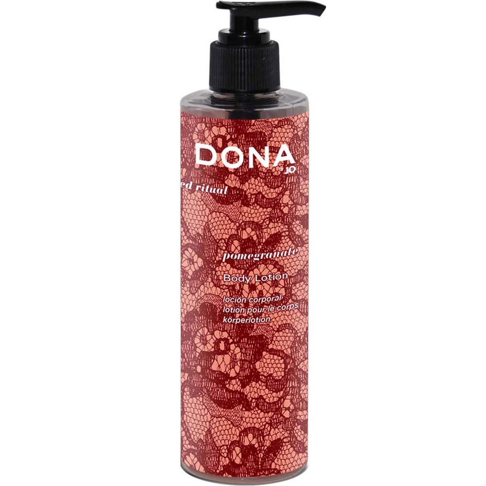 Dona Nourish Body Lotion Pomegranate 8.5 Fl. Oz. - View #1