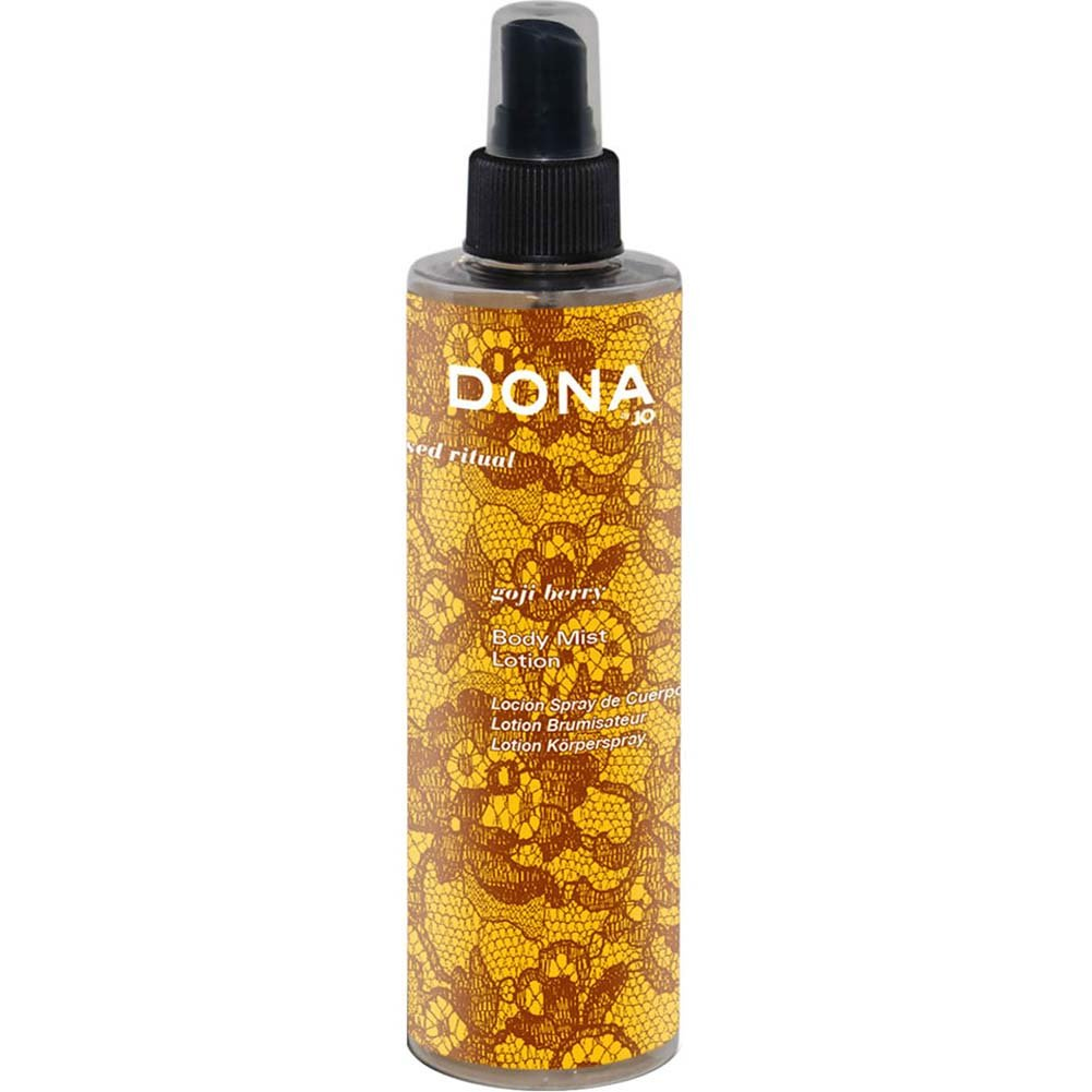 Dona Nourish Body Mist Lotion Goji Berry 8.5 Fl. Oz. - View #1