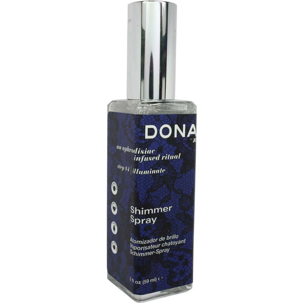 Dona Illuminate Shimmer Spray Goji Berry 2 Fl. Oz. - View #1