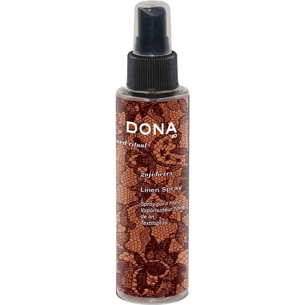 Dona Illuminate Linen Spray Goji Berry 4.5 Oz. - View #1