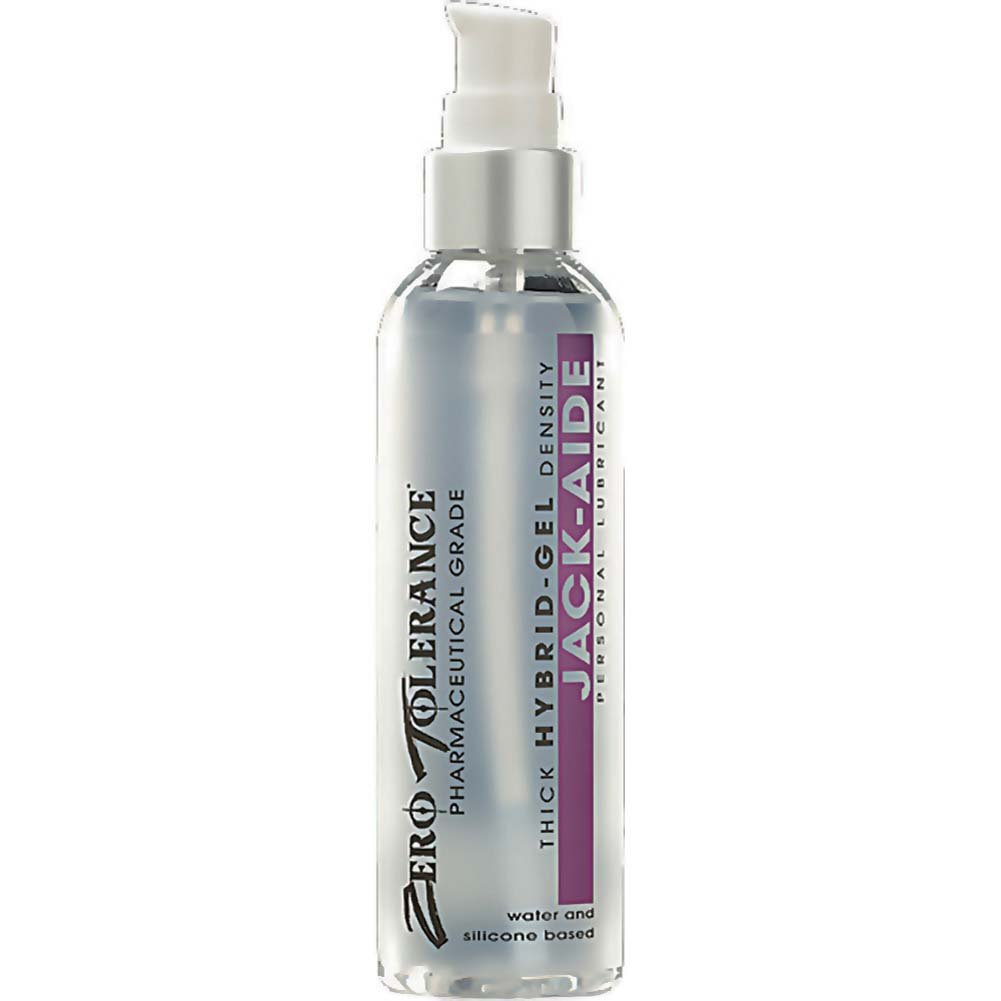 Zero Tolerance Jack Aide Thick Density Hybrid Male Masturbation Lubricant 2 Fl. Oz. - View #1
