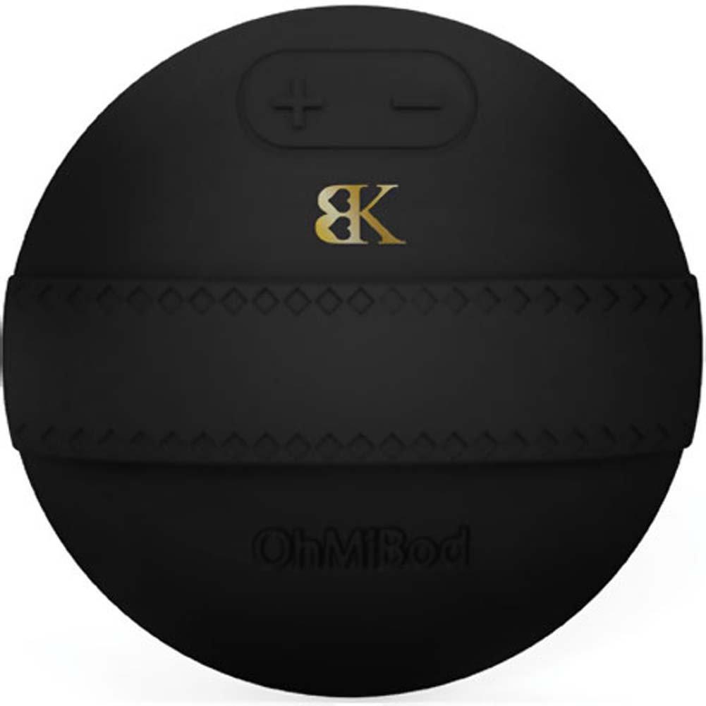 "OhMiBod Bedroom Kandi Make Me Over Vibrating Massager 3"" - View #4"