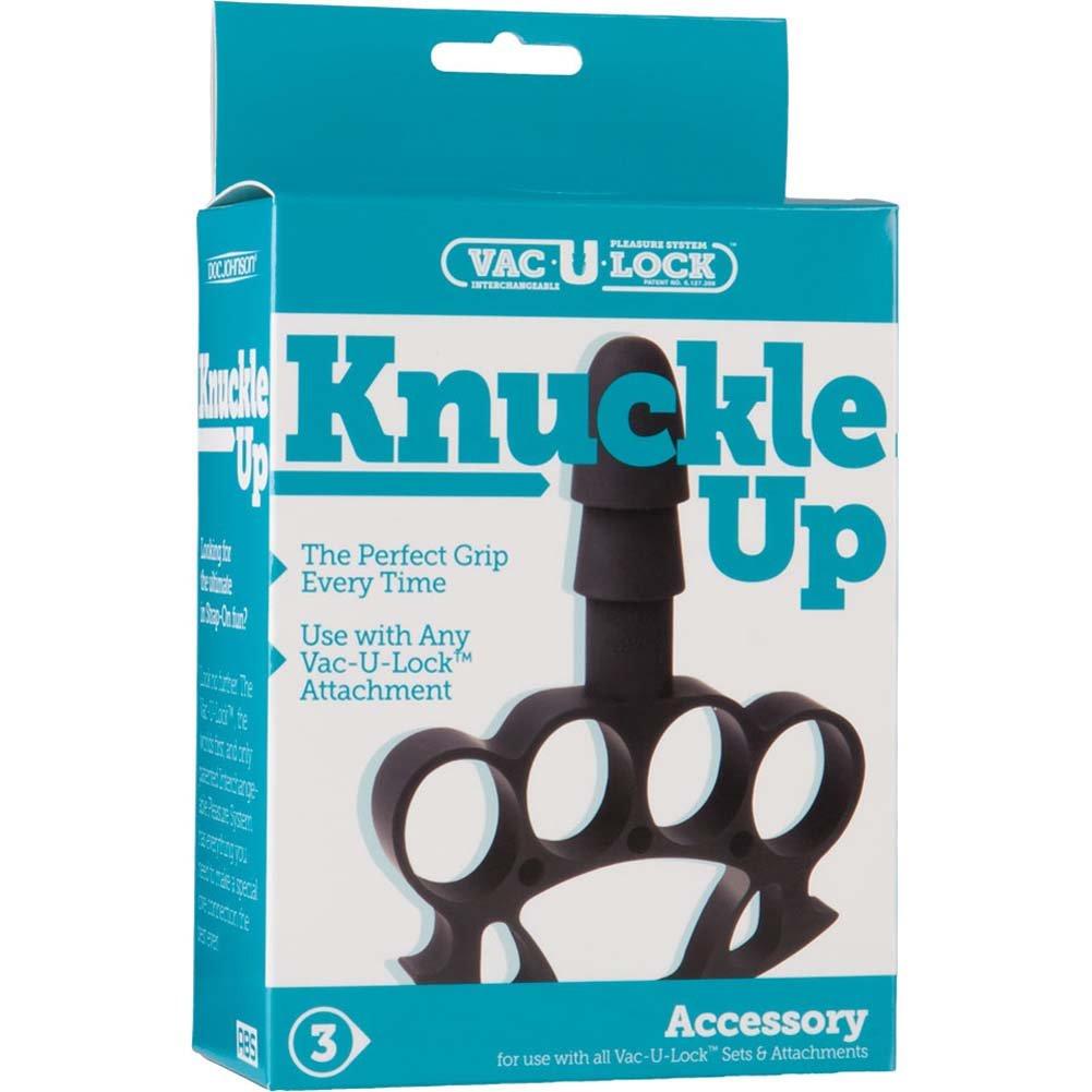 Vac-U-Lock Knuckle Up Accessory Black - View #1