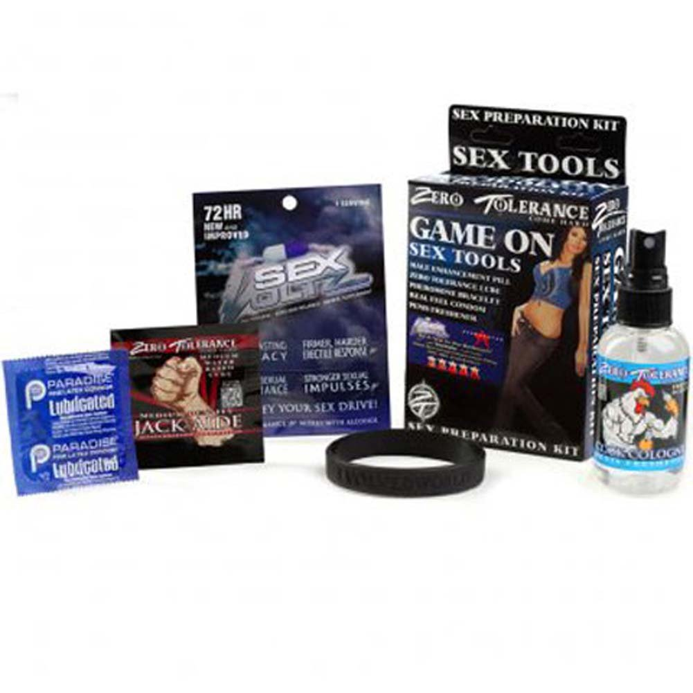 Zero Tolerance Game On Sex Tools Sex Preparation Kit - View #1