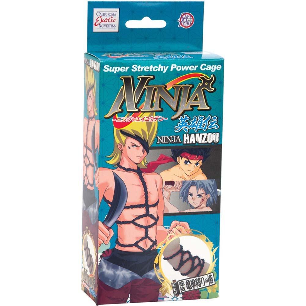 Ninja Hanzou Power Cage Black - View #4