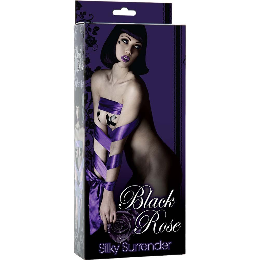 Black Rose Silky Surrender Purple - View #2