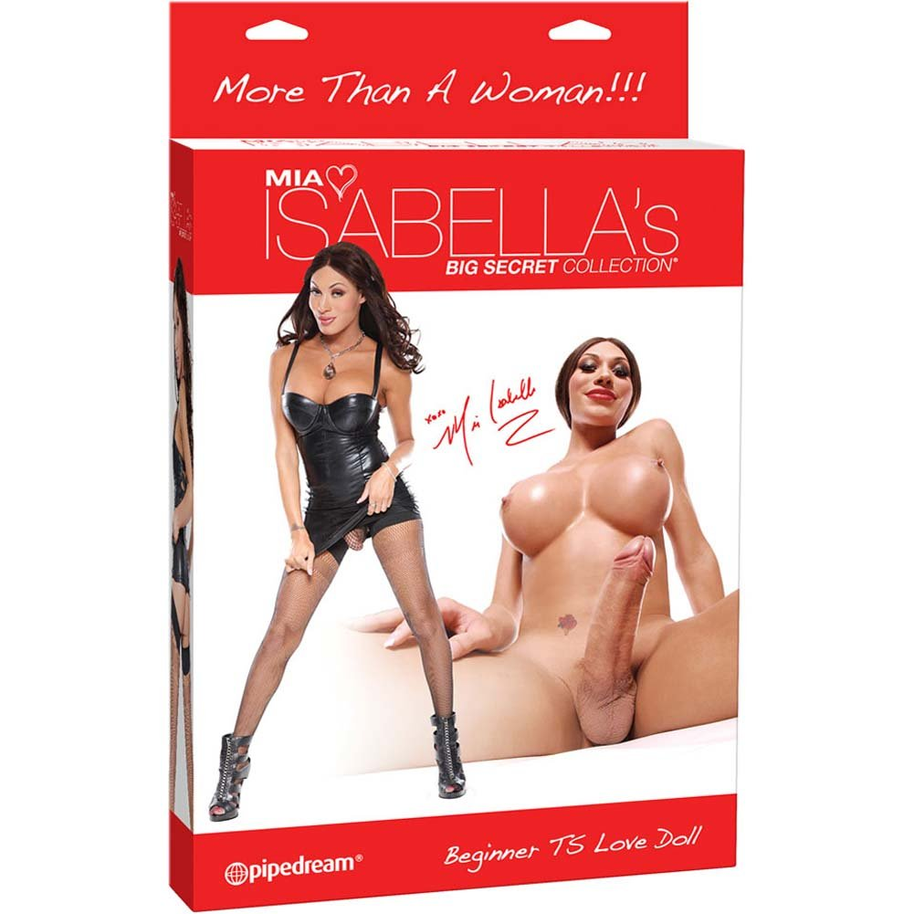 Mia Isabella Beginner TS Love Doll - View #4