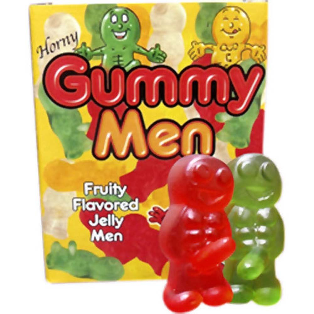 Horny Gummy Men - View #2