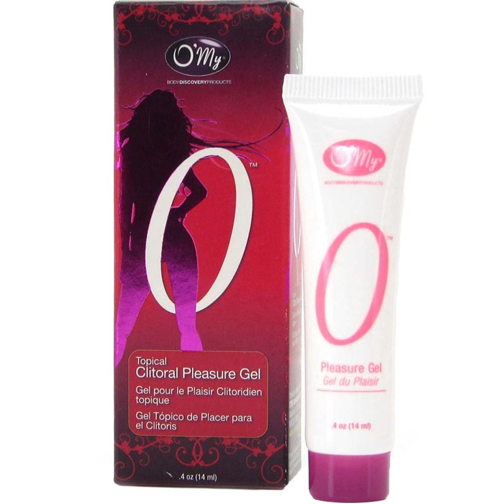 O/My Clitoral Pleasure Gel .4 Fl. Oz. 14 Ml - View #1