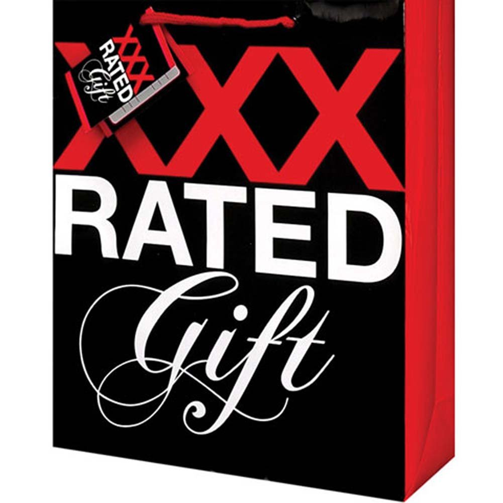 XXX Rated Gift Gift Bag - View #1