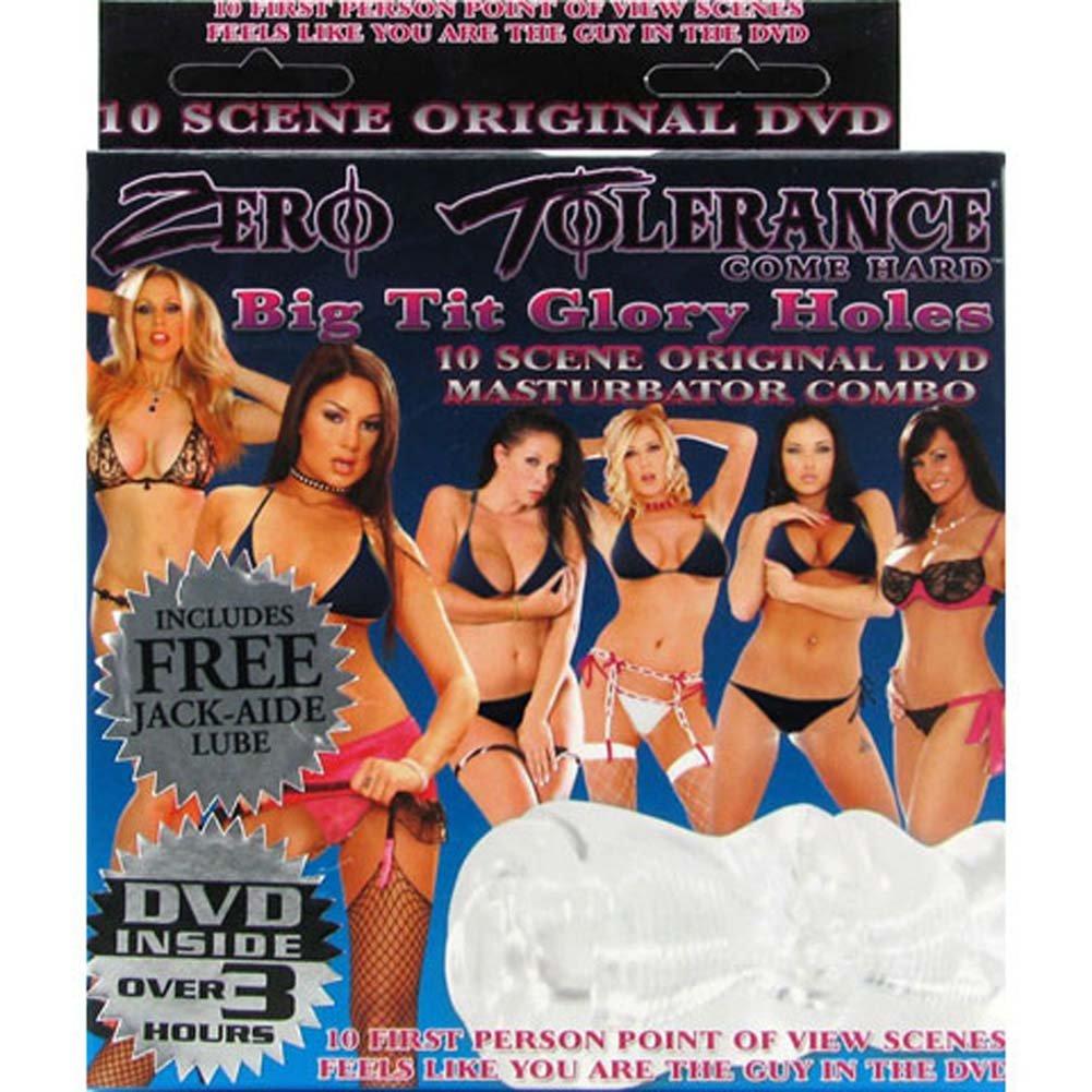 Zero Tolerance Big Tit Glory Holes Male Masturbator and DVD - View #4