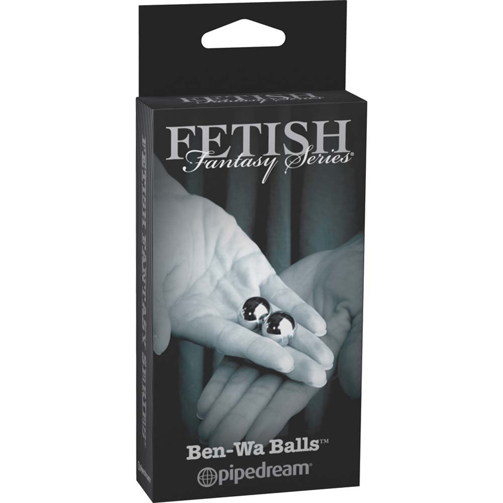 Fetish Fantasy Limited Edition Ben-Wa Balls Metal - View #1