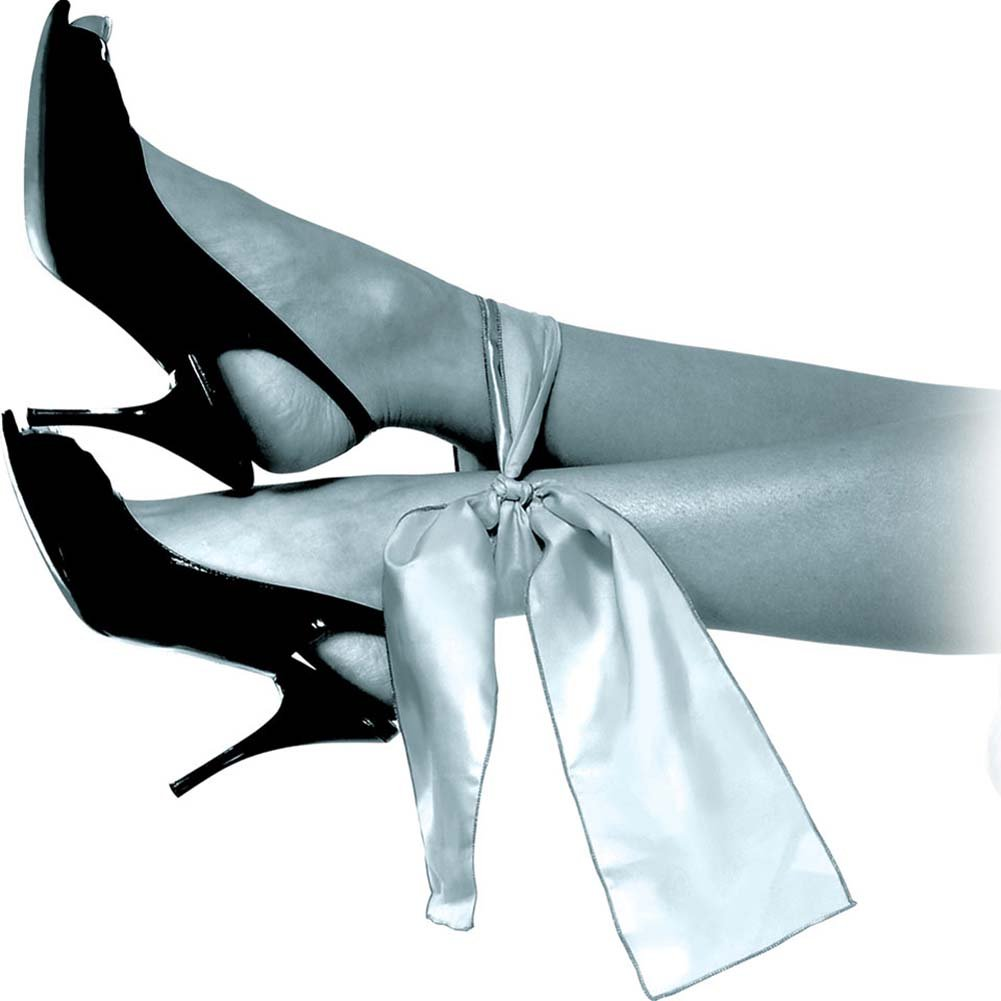 Fetish Fantasy Limited Edition Silk Ties Set of 2 Grey - View #2