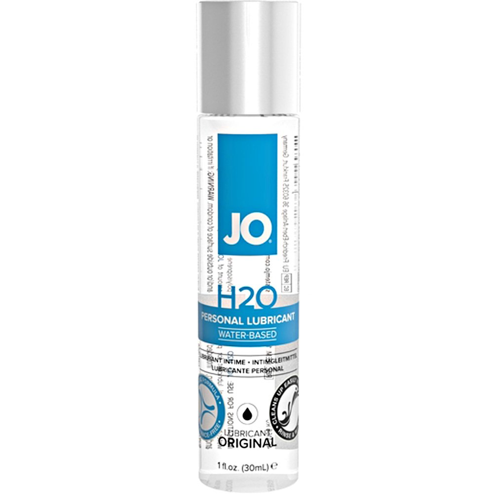 JO H2O Original Personal Water Based Lubricant 1 Fl.Oz 30 mL - View #2